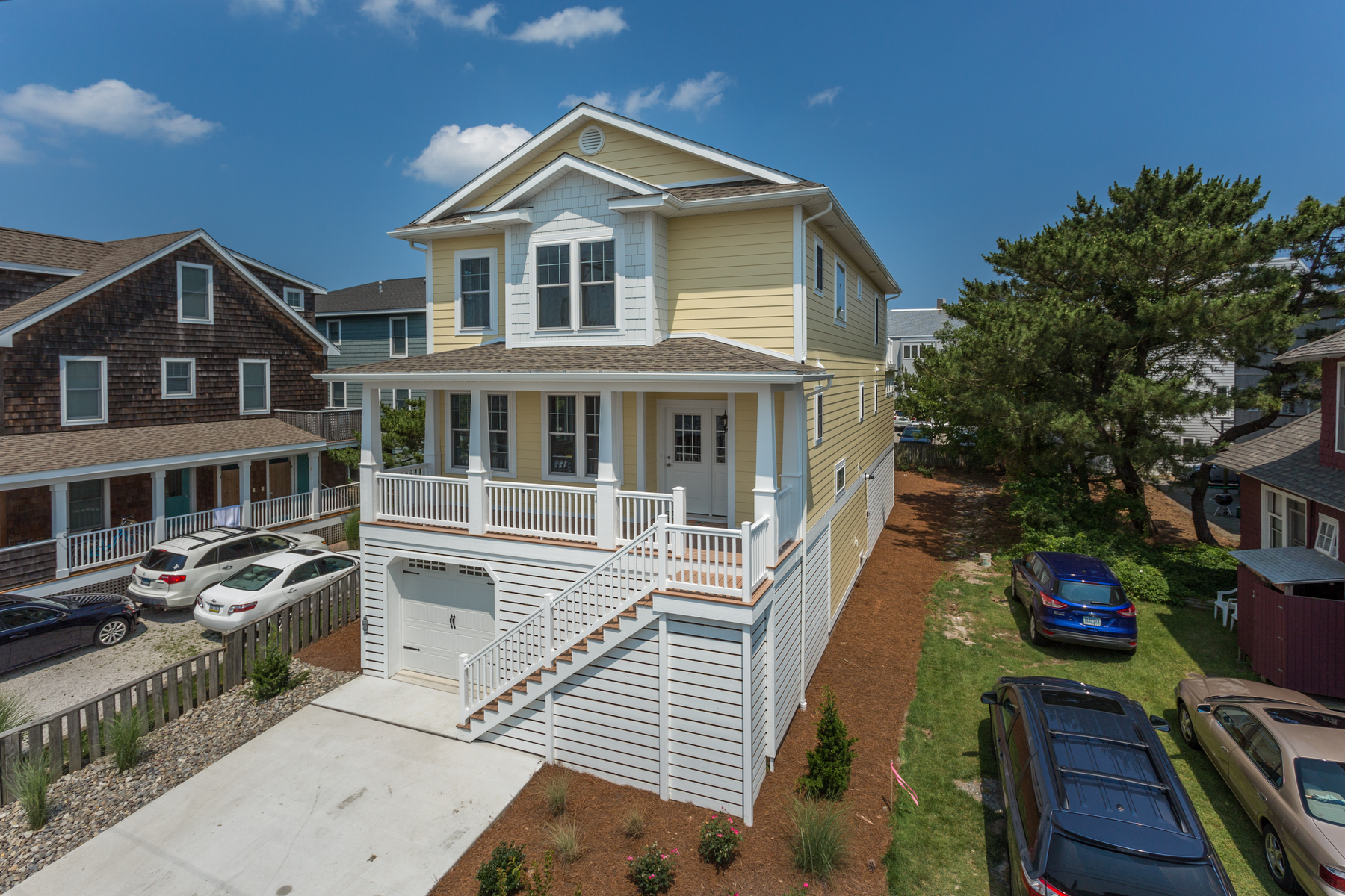 Maison unifamiliale pour l Vente à 26 Atlantic Avenue, Bethany Beach, DE 19930 26 Atlantic Avenue Bethany Beach, Delaware, 19930 États-Unis